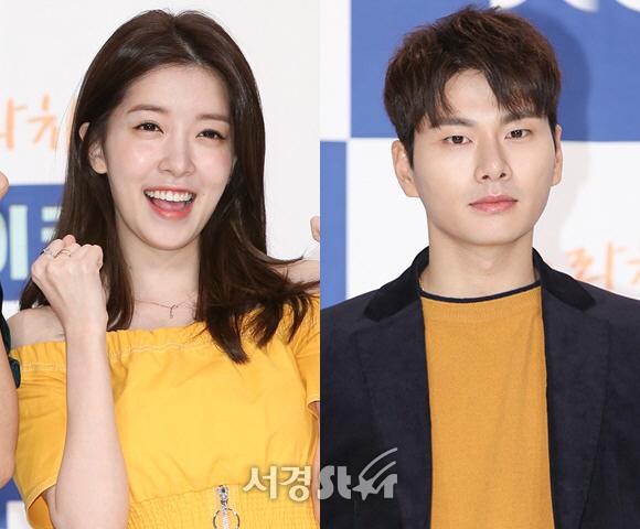 [SE★이슈] 정인선♥이이경, '와이키키' 커플?...1년간 비밀 연애