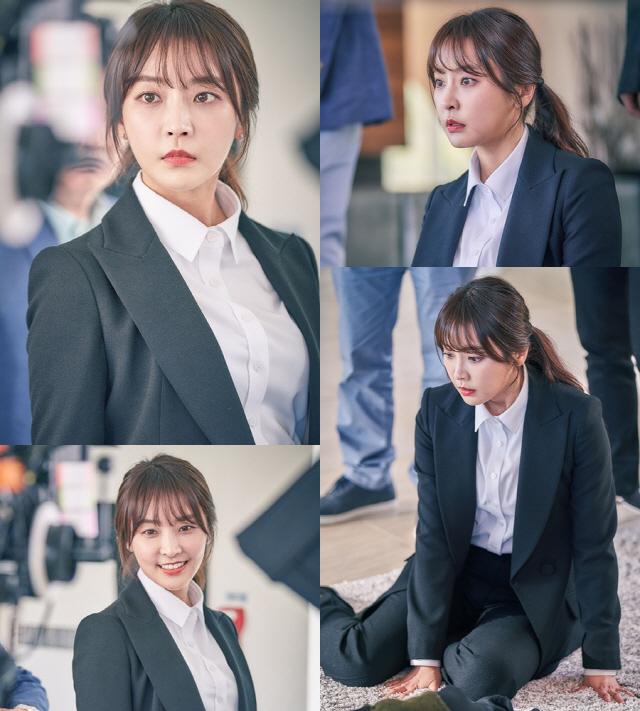 '검법남녀' 정유미, 열혈 검사 변신…성장형 캐릭터 예고