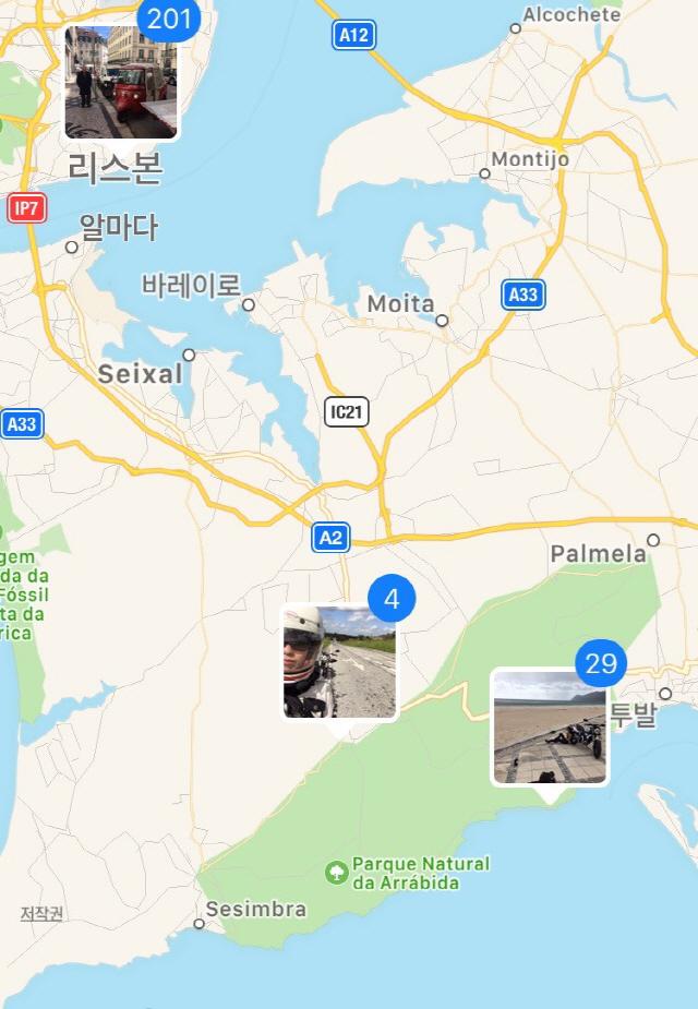 [두유바이크]60두카티 스크램블러1100 본격 시승기 in 포르투갈