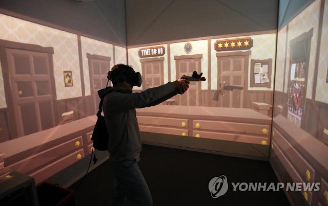 가상현실 노래방부터 VR판 연애시뮬레이션까지...'서울 VR AR 엑스포 2018' 가보니