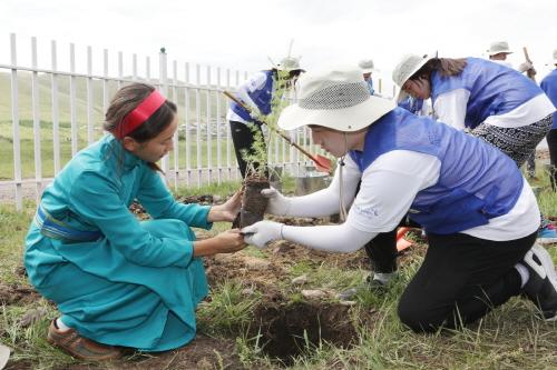 전 세계에 따뜻함 전하는 KT&G, 해외 사회공헌 눈길