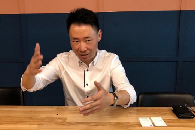 리준 온톨로지 CEO '신뢰기반 플랫폼, 비즈니스 모델과 연계... 중국 최고 프로젝트 목표'