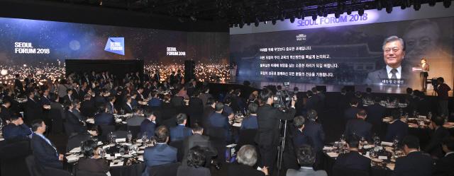[서울포럼 2018] '구글 도약 원동력은 20%룰...호기심이 혁신인재 키웠다'