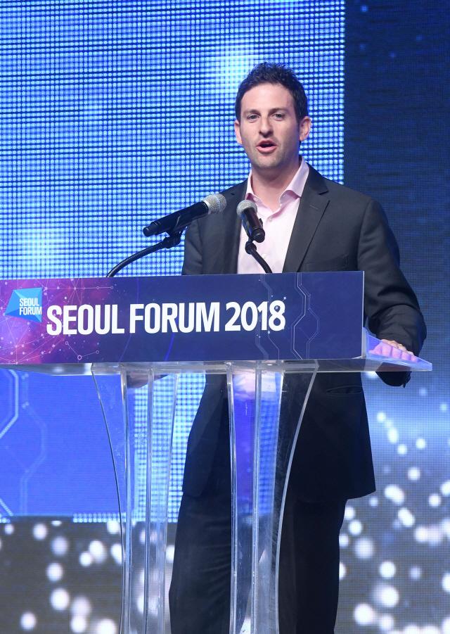 [서울포럼 2018] '스타트업, 호기심·아이디어 많은 인재 뽑아라'