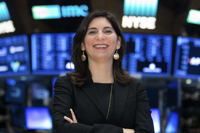 NYSE 첫 여성 CEO… 비트코인 거래 플랫폼 탄력 받나?