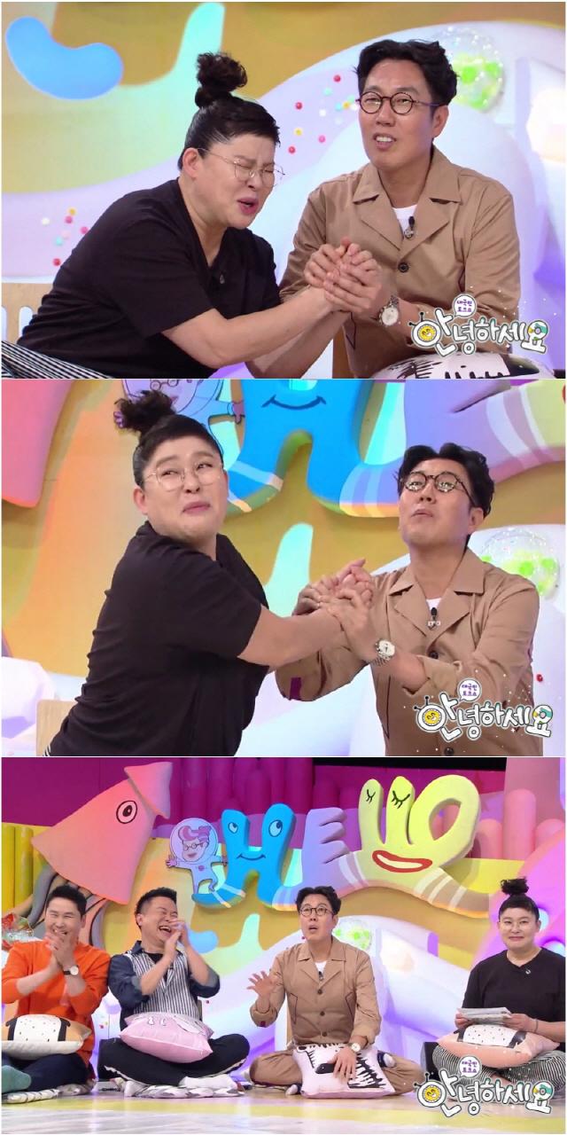 '안녕하세요' 김영철, 이영자에 미역 선물하면 안 되는 이유 공개