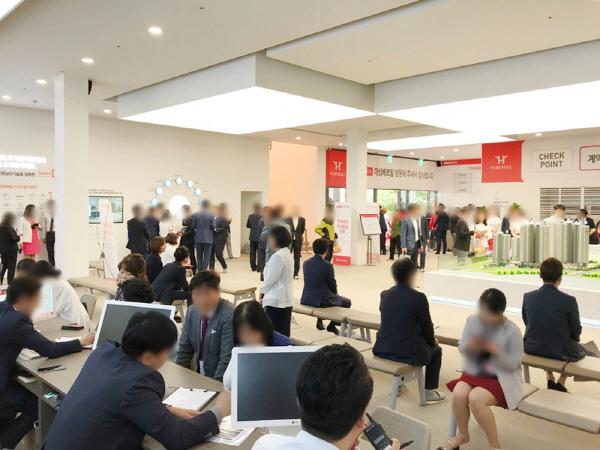 부산 배후주거지로 각광… '일광신도시 대성베르힐' 모델하우스 오픈