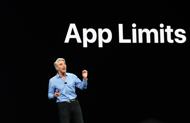 애플 차기 운영체제 iOS12 공개…키워드는 '모바일 중독 해소'