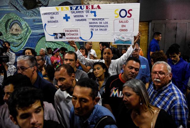 CNN '베네수엘라, 2년 연속 세계에서 가장 위험한 국가군'