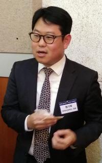 [인터뷰] 정기욱 트러스트버스 대표 '사기성 ICO 막으려면 규제 샌드박스 필요'