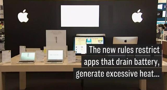 애플, 아이폰·아이패드 활용한 암호화폐 채굴 금지
