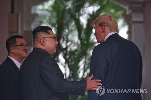 '북미정상회담' 김정은 9시쯤 귀국길, 중국 전용기 7시쯤 싱가포르 도착할듯