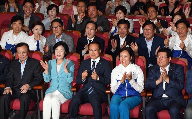 [6·13 지방선거]힘 받는 J노믹스…'선거 믿고 논란정책 강행 땐 역풍'