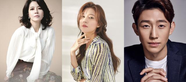 [공식] 김여진X정시아X강기영, '내 뒤에 테리우스' 합류…막강 KIS 멤버