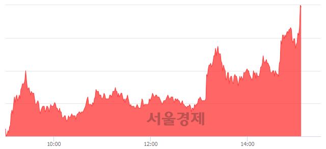 유마니커, 상한가 진입.. +30.00% ↑