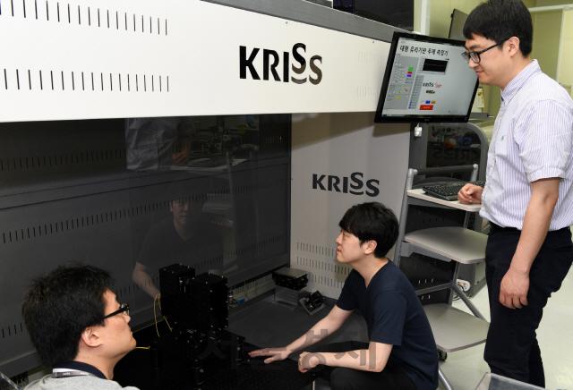 표준연, '불량 유리 잡는 센서' 상용화 성공
