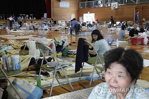 일본 폭우피해 심각…사망자 130명 육박·실종자 최대 86명