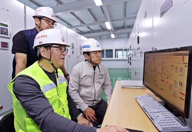 SK텔레콤, 현대차 울산공장에 열병합발전 시스템 구축
