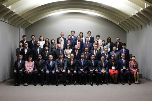노규성 한국생산성본부 회장, APO 전략 워크숍 참석