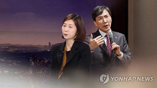 """안희정 부인, '김지은에 좋지 않은 감정' 이유 밝힐까 """"새벽에 침실 들어와"""""""
