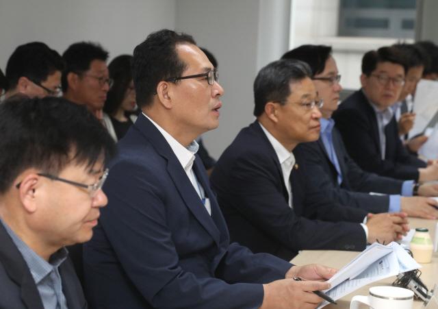 """고형권 기재부 차관 """"해외선 핀테크·공유경제 등 성장 빠른데 우리나라만 지체"""""""