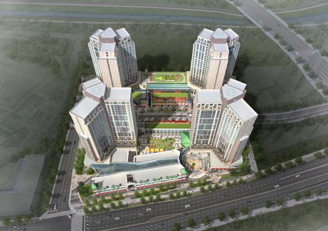 현대건설, '힐스테이트 삼송역 스칸센' 8월 분양