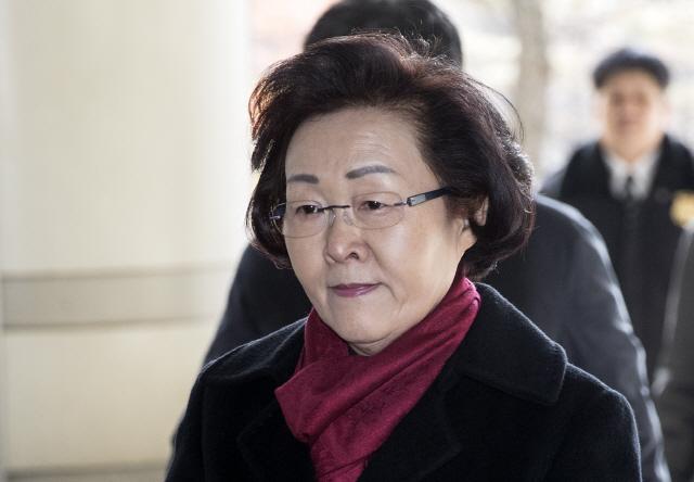 '신연희 전 강남구청장' 횡령 증거인멸한 5급 공무원 2심서도 징역2년