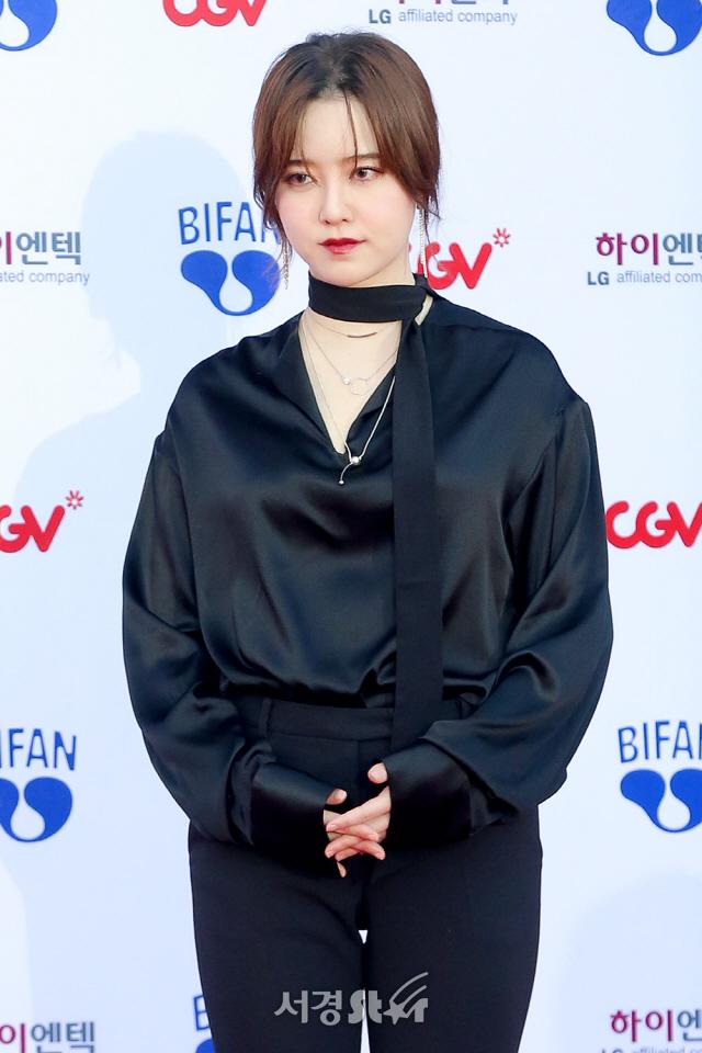 구혜선, '뱀파이어 눈빛' (BIFAN)