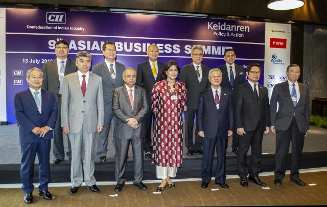 권태신 전경련 부회장, 아시아 비즈니스 서밋 참석