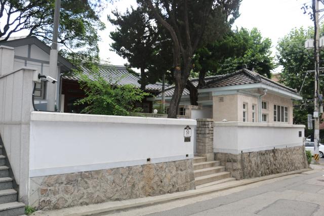 [역사의 향기/근대문화유산] 44명륜동 장면 가옥