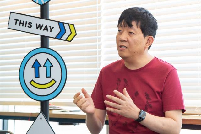 10년 만에 공식석상 나온 이재웅 쏘카 대표 '규제탓 스타트업 위축…벤처 1세대 역할할 것'