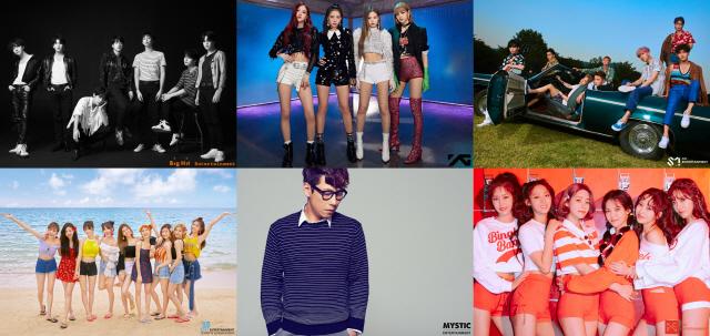 SM·YG·JYP 등 韓대표 엔터사 7곳, 한국판 '베보' 설립