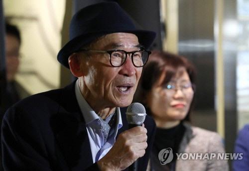 성추행 폭로된 고은, 최영미·박진성 시인 등에 10억원대 소송 제기