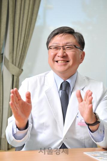 전욱 한강성심병원장 '화상부위 찬물로 식히려다 저체온증 올 수도'