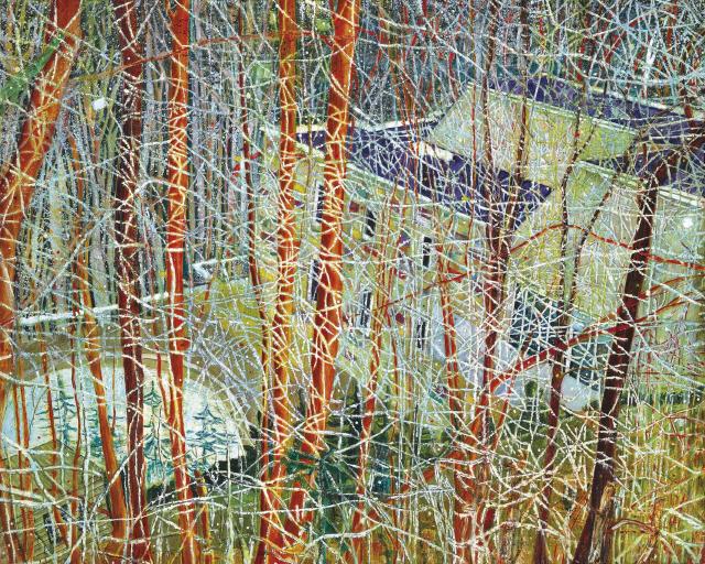[윤옥영의 경매이야기]'눈 내리는 숲속 풍경' 향수·상상 자극...지난해 5개 작품 거래액만 1억弗