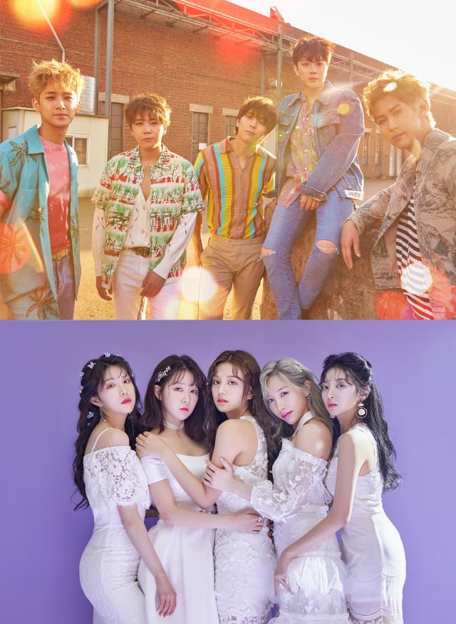 '인기가요' FT아일랜드 '여름밤의 꿈' 무대…라붐·정세운 컴백