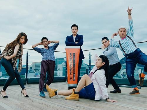 남자 라이프스타일 브랜드 미프(MIP), '미남만들기 프로젝트쏭' CF 공개