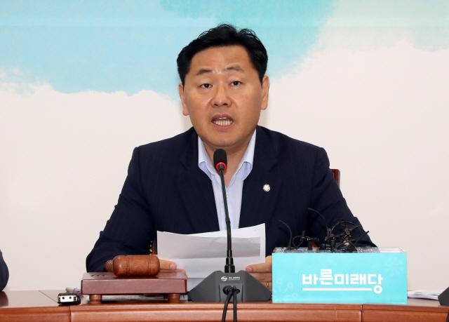 김관영 ''마이너스 세수' 세법개정안, 재정적자 우려'
