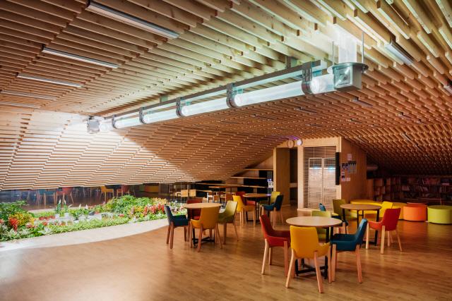 [건축과도시-다락(多樂) 옥수]고가 밑 버려진 공간에 즐거움을 채우다