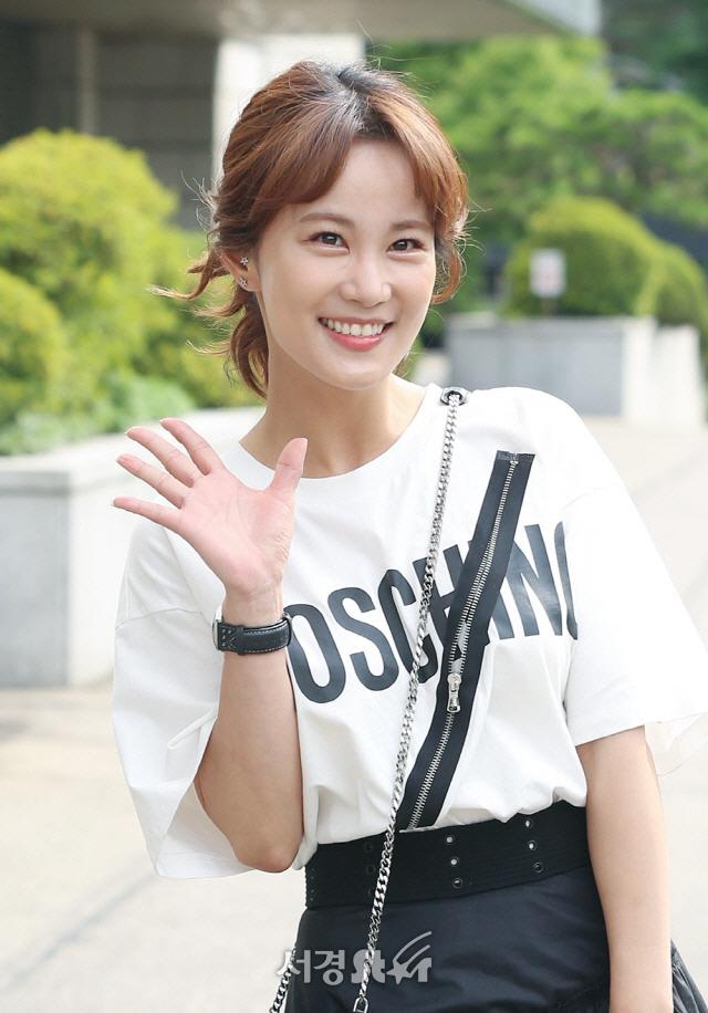 """[현장] '부코페' 김지민 """"웃음 좋아하는 모든 국민이 홍보단"""""""