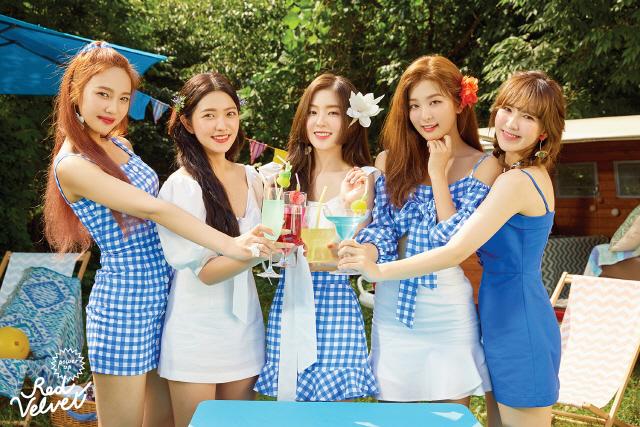 레드벨벳 신곡 파워 업, 전세계 28개 지역 아이튠즈 차트 1위