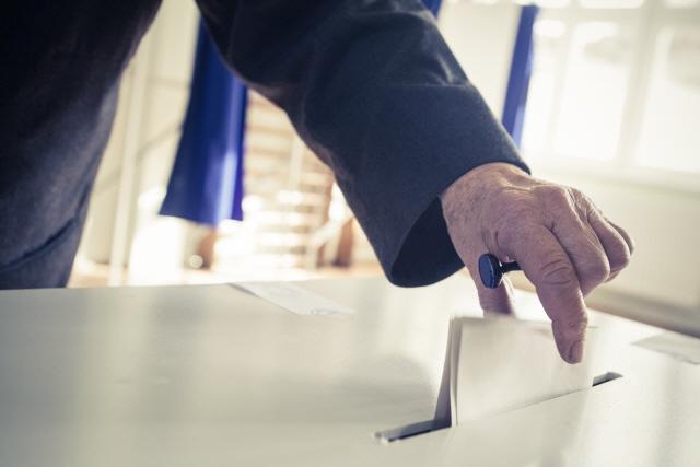 우크라이나, 넴 블록체인으로 투표 실험