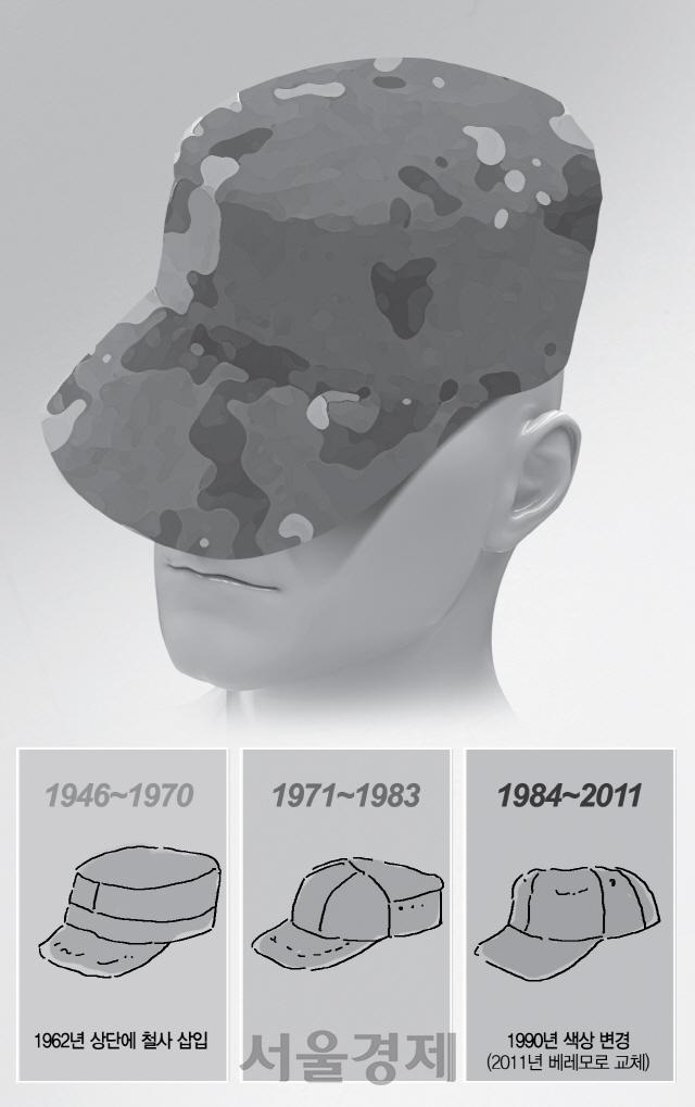 [권홍우 선임기자의 무기이야기] 육군 전투모 '원통형'으로 교체 유력..내년부터 베레모와 혼용