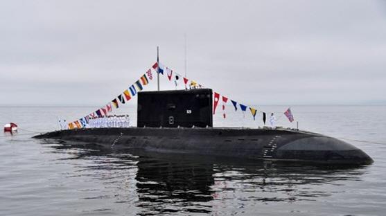 필리핀, 러시아제 잠수함 도입 추진에…미-러 신경전 '격화'