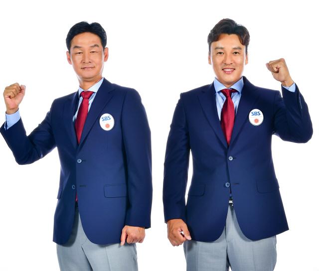 """SBS 최용수 위원, 이승엽 위원에게 """"마!""""라고 버럭..신경전과 반전?"""