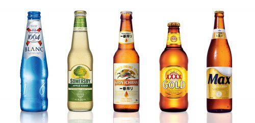 하이트진로, 송도맥주축제에 기린이치방 등 맥주 5종 선봬
