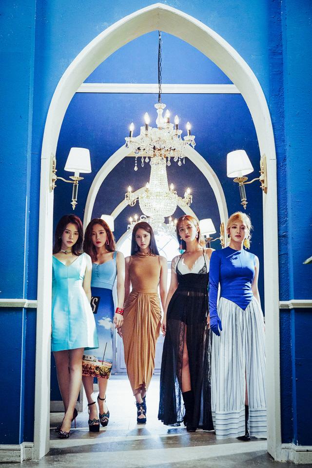 소녀시대 新 유닛 베일 벗다…'소녀시대-Oh!GG', 9월 5일 싱글 공개