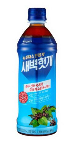 하이트진로음료, 숙취해소 음료 시장 출사표