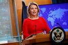 """美 국무부, """"비핵화 외교적 노력 여전히 진행 중··다소 긴 과정 예상"""""""