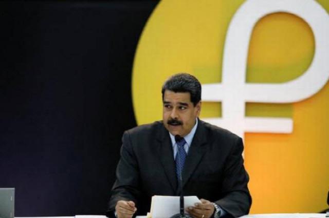 베네수엘라 대통령, 은행들에 암호화폐 페트로 채택 지시